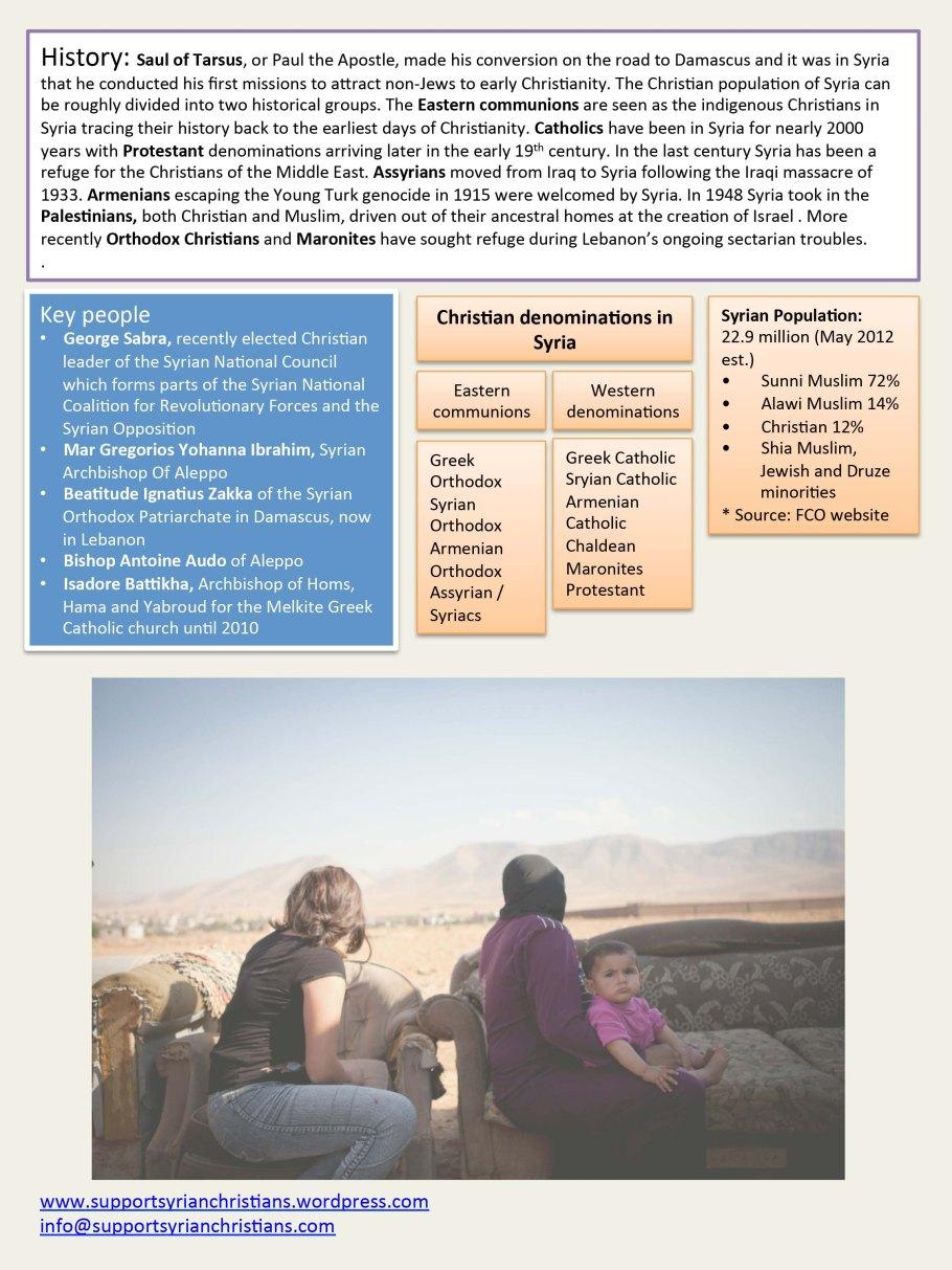 Syrian Christians snapshot v4 twopager.pptx
