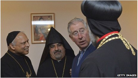 Prince Charles syr